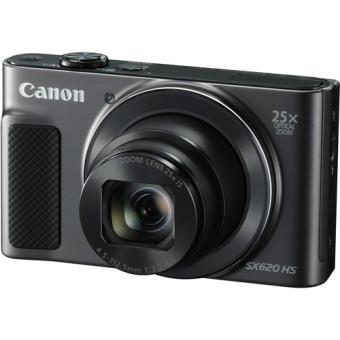 Canon PowerShot SX620 HS (Hitam)