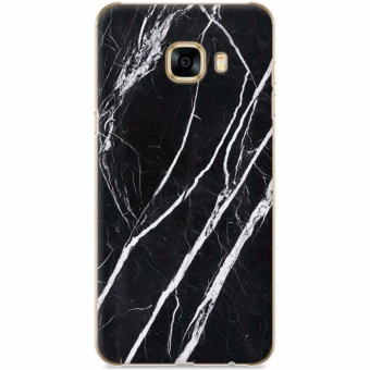 CAPAS Wood Grain Cover for Samsung Galaxy C9 Pro Case WoodenPattern Hard PC Back Cover - intl