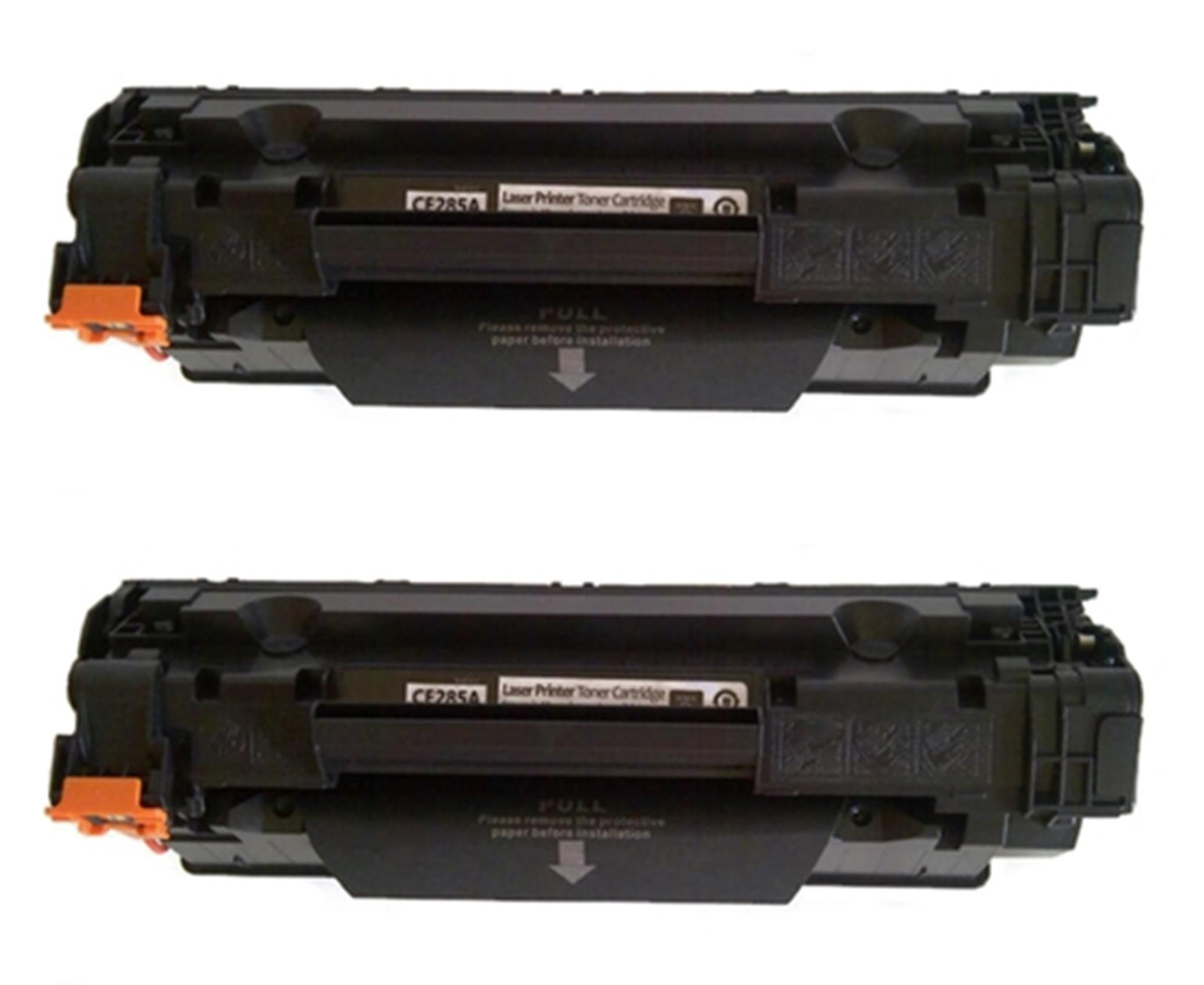 Vicasia Hp Laserjet Toner Cartridge Ce285a Hitam Daftar Harga Wiper Blade Wb 85a For Use In P1102 P1102w M1132 M1212 M1214 M1217 Compatible 2 Unit