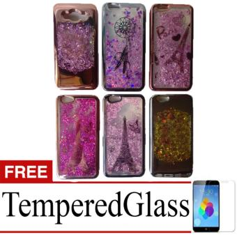 Case Air Glitter For Samsung Galaxy J5 Prime + Free TemperredGlass