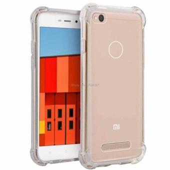 Case Anti Shock / Anti Crack Elegant Softcase for Xiaomi Redmi 3s /Redmi 3pro / Redmi 3x - Clear