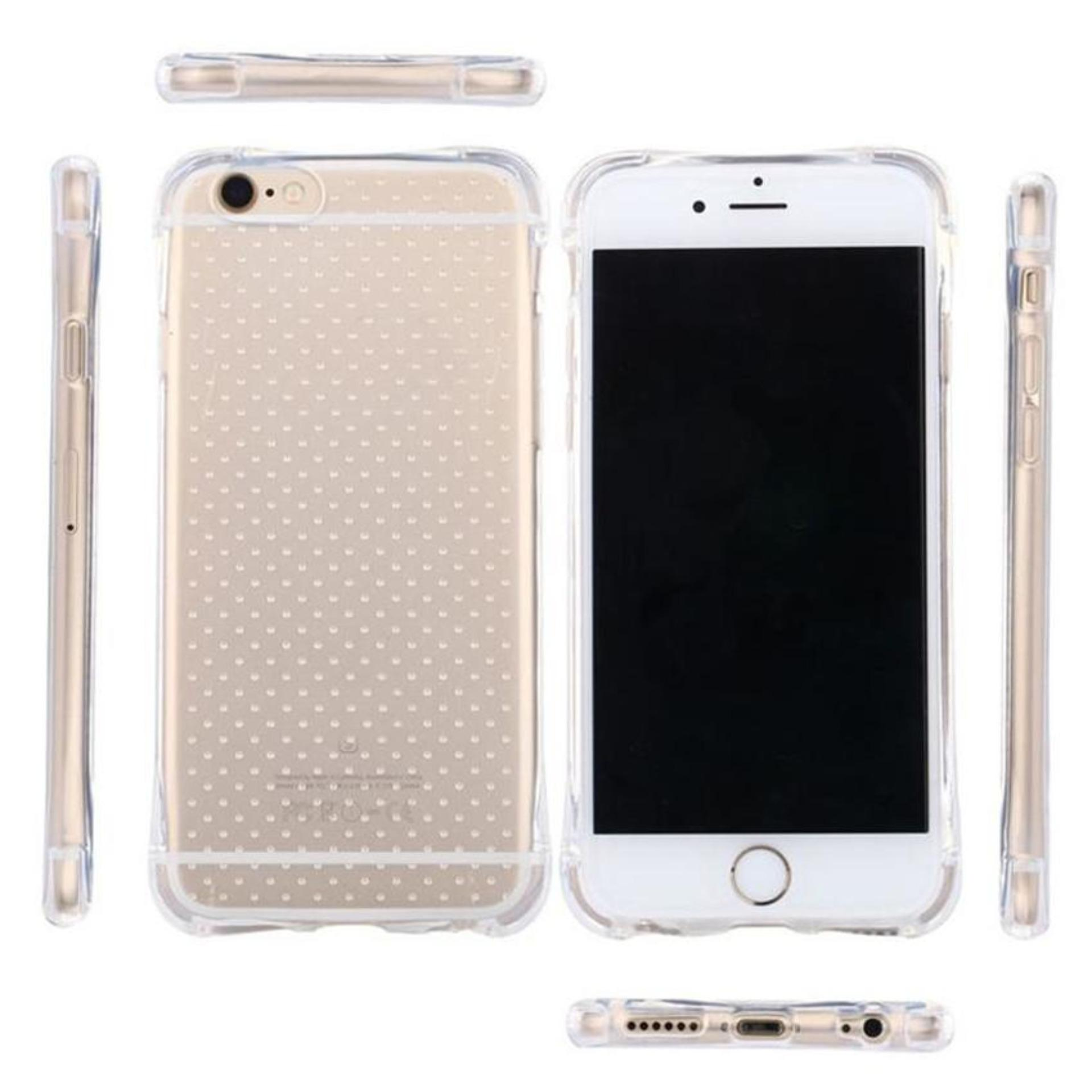 ... Case Anti Shock / Anti Crack for iPhone 6 / 6S - Clear ...