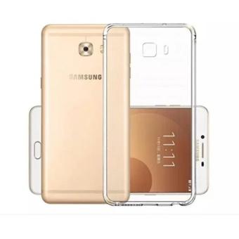 Case Anti Shock / Anti Crack for Samsung Galaxy A9 Pro - Belakang Acrilic Keras -