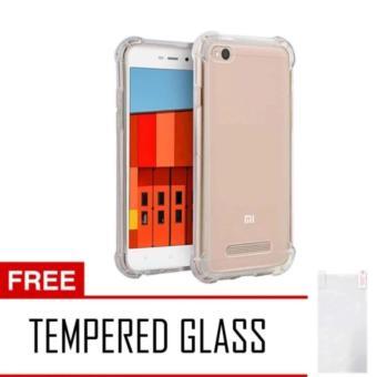 Case AntiCrack / Anti Crack / Shock / Benturan Elegant Softcase for Xiaomi Redmi 4A /