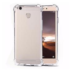 Case AntiCrack / Anti Crack / Shock / Benturan Elegant Softcase for Xiaomi Xioami Xiomi Redmi 3s / 3+ Plus / 3 Pro / Prime - Clear