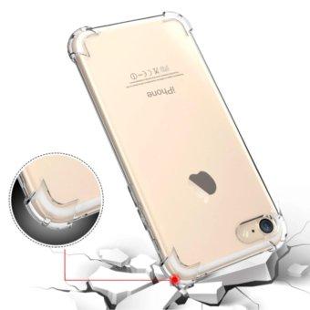 Case AntiCrack / Anti Crack / Shock / Benturan Elegant Softcase forXiaomi Xioami Xiomi Redmi 3s / 3+ Plus / 3 Pro / Prime - Clear - 3