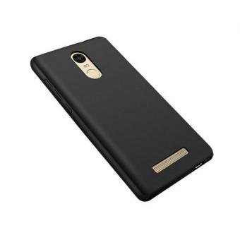 Case Baby Skin Ultra Thin Back Cover Case For Xiaomi Redmi Note 3 / Note 3 Pro - Black