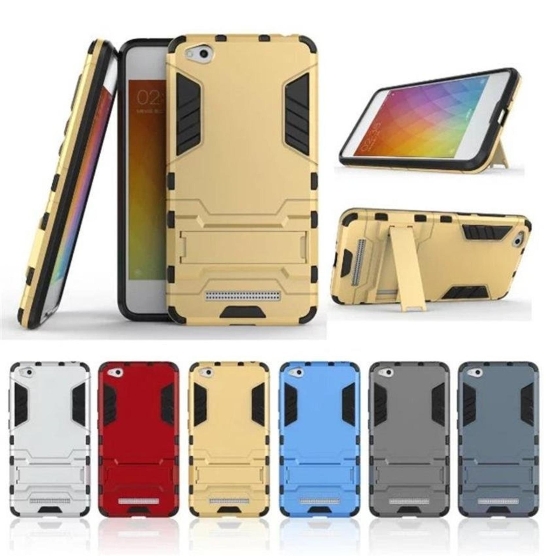 ... Case Iron Man for Xiaomi Redmi 4A Robot Transformer Ironman Limited Gold