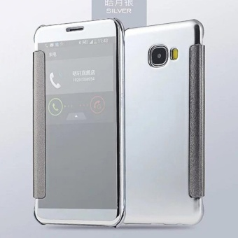 View Source · Case Samsung Galaxy J7 Prime Flipcase Flip Mirror Cover S .