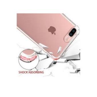 Harga CASE SOFTCASE ANTI SHOCK ANTI CRACK FUZE FOR APPLE IPHONE 5 5S SE CLEAR + FREE TEMPERED GLASS Terbaru klik gambar.