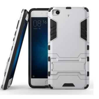 Case Vivo V5 Y67 Transformer Robot Casing Iron Man - Silver
