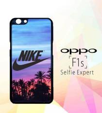 Casing Custom Hardcase Oppo F1s Selfie Expert Nike Tumblr E0521 Case Cover