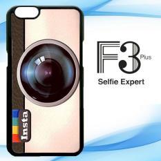 Casing Custom Instagram OPPO F3 Plus Case Cover Hardcase