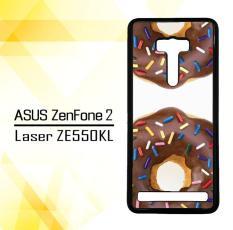 Casing gambar motif HARDCASE untuk hp Asus ZenFone 2 Laser ZE551KL Donut