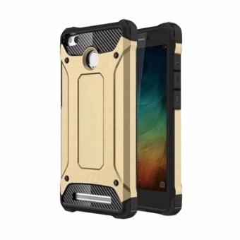 Casing Handphone Iron Robot Hardcase Casing for Xiaomi Redmi 4X