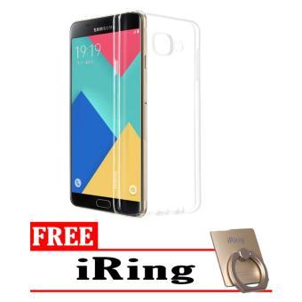 Gambar Casing Handphone Softcase Ultrathin Samsung Galaxy A3 2016 A310 +Free I Ring