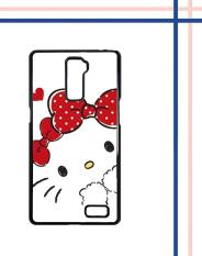 Casing HARDCASE untuk hp Oppo R7 Plus hello kitty funny