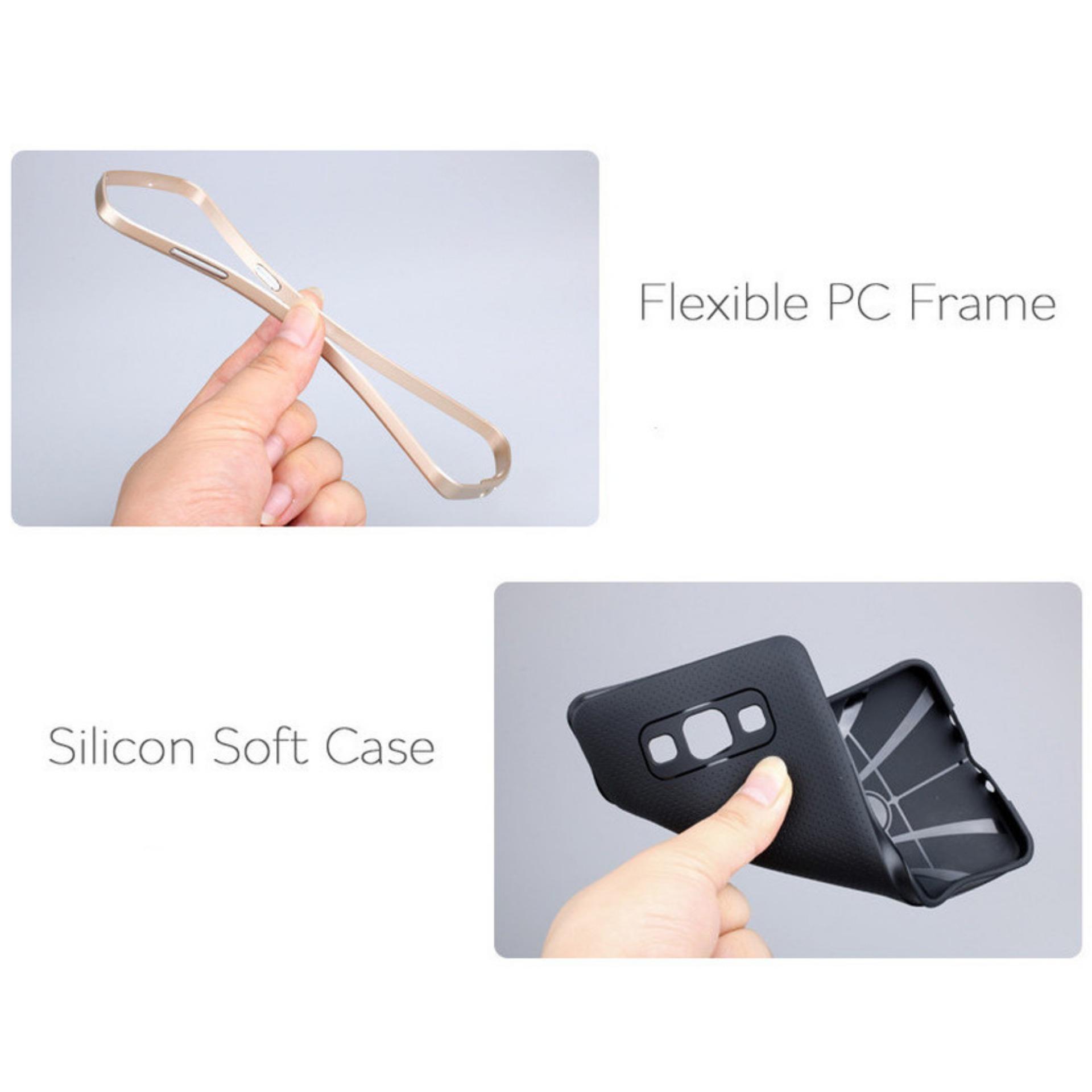 Casing Procase Ipaky Untuk Xiaomi Redmi 3s / 3 Pro Neo HybridSeries + Free Softcase Ultrathin ...