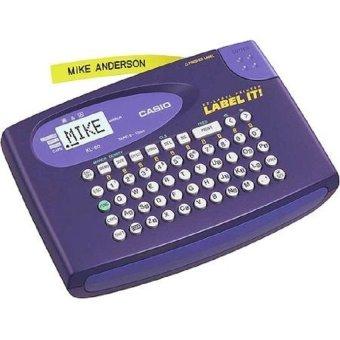 harga Casio Label Printer KL-60 Lazada.co.id