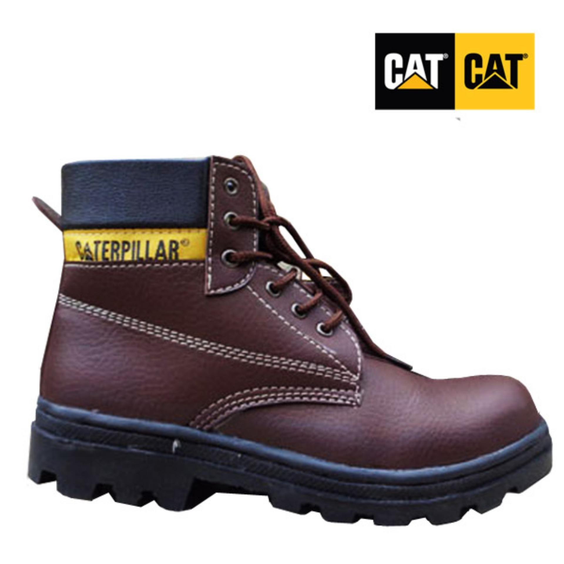 Caterpillar sepatu pria caterpillar sepatu safety caterpillar safety boots b8e5f36827