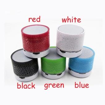 Catwalk Vibrant cracked Bluetooth speakers new mini portable carled subwoofer u disk card music universal .