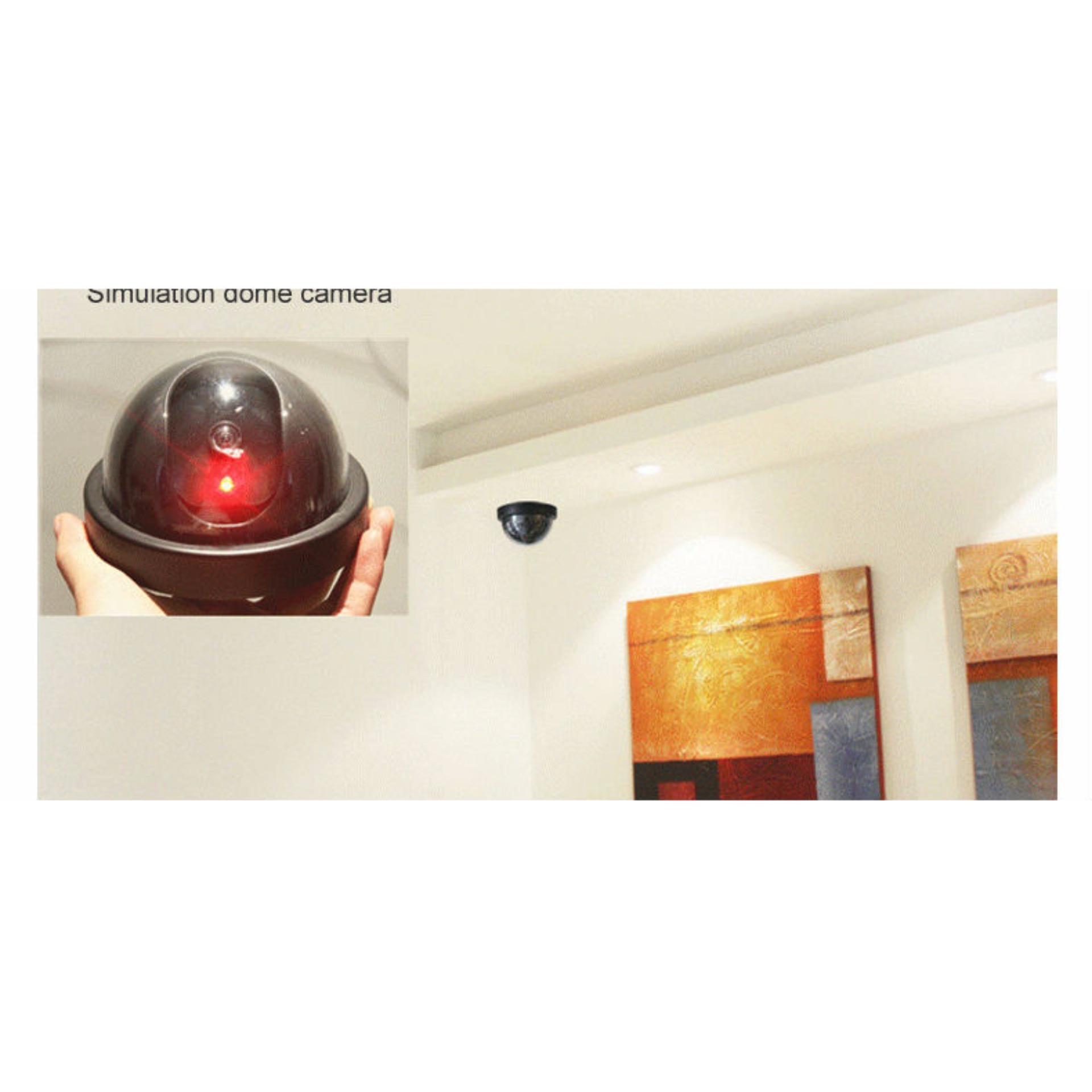 ... CCTV Dummy Lampu LED Kedip Fake Security Camera - CCTV Anti MalingCCTV Palsu CCTV Replika Mirip ...