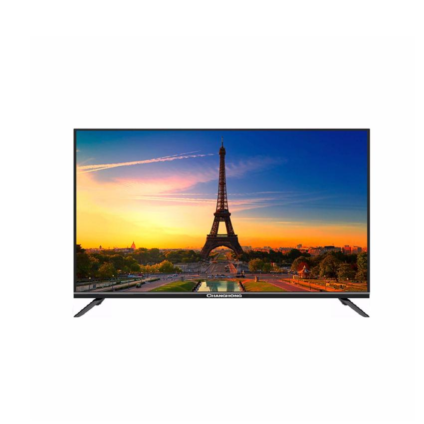 CHANGHONG LED Digital TV Full HD 50 - 50E2100T - Hitam - Khusus Jabodetabek · >