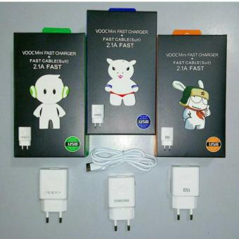 Charger VOOC SONY 2.1 A Fast Charging