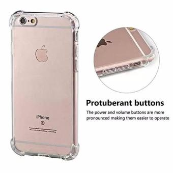 City Acc Softcase Anti Crack Anti Shock for iphone 7 plus - Clear