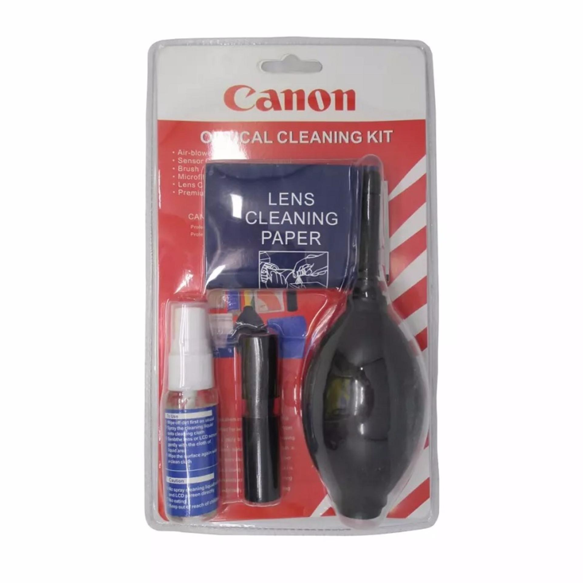 Cleaning Set For Camera Canon