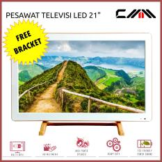 CMM - Televisi - TV MONITOR LED 21 inch Wide - USB Movie Ready - Free Bracket