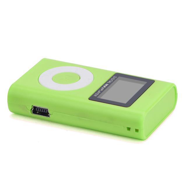 ... coconie USB Mini MP3 Player LCD Screen Support 32GB Micro SD TFCard - intl ...