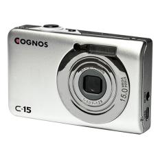 Cognos C-15 Pocket Camera 15MP TFT LCD Display 2,4
