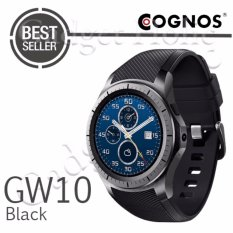 Cognos Smartwatch GW10 Android - GSM - Heart Rate - Hitam