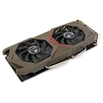 Colorful NVIDIA GeForce GTX 1060 GPU 6GB 192bit Esport Gaming GDDR56144M PCI-E X16 3.0 VR Ready Video Graphics Card DVI+HDMI+3*DP Portwith Two Cooling Fan - intl