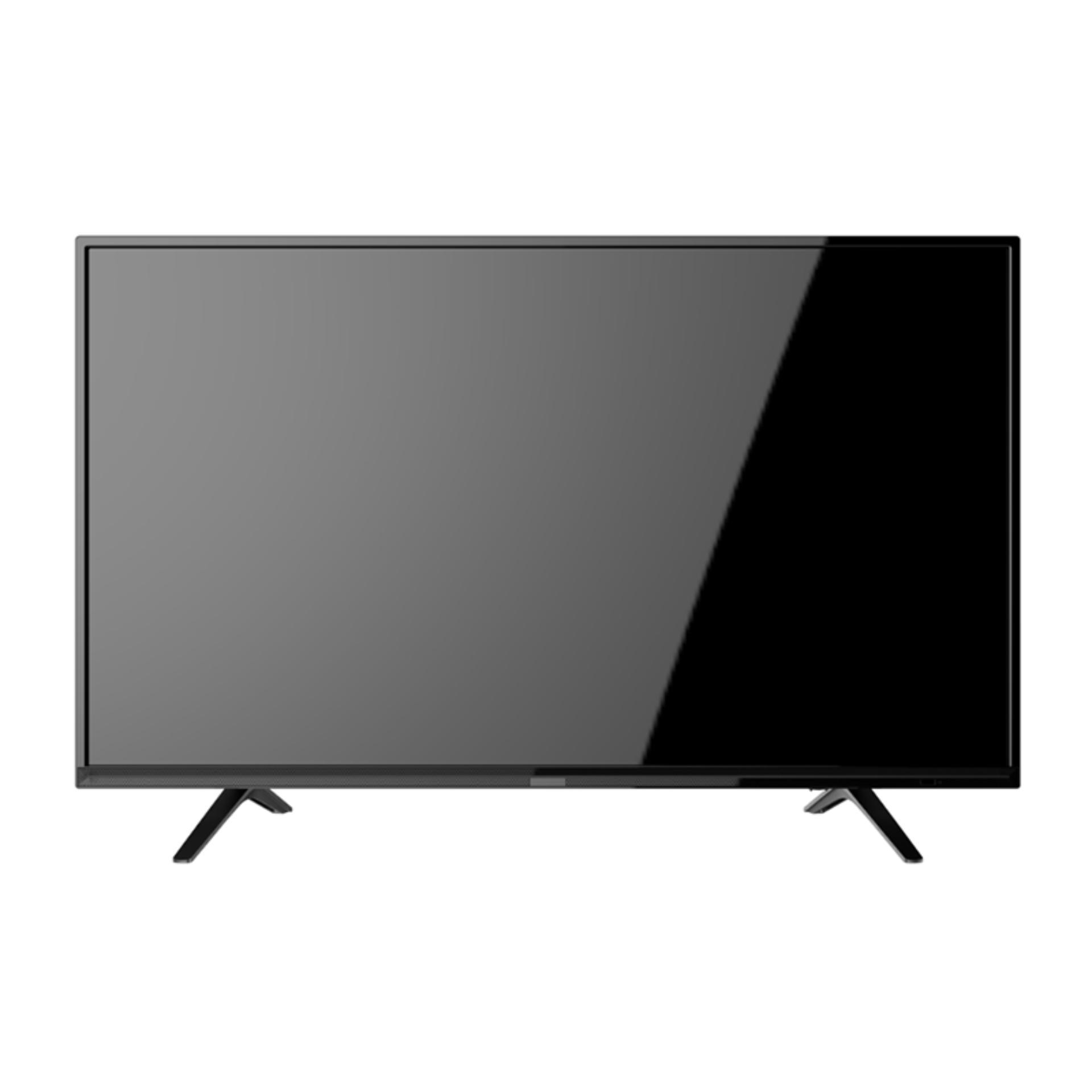 Coocaa 50 Inch Full HD Digital LED TV - Hitam 50E2A12G- Free Bracket