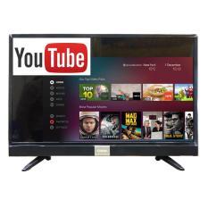 Coocaa 50 LED Smart Digital TV 50S3A12G- Hitam