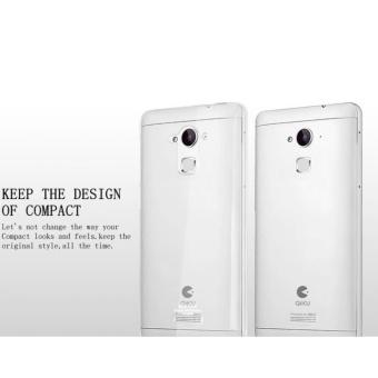 Crystal Case for Lenovo S920 - Clear Hardcase + Gratis Tempered Glass -