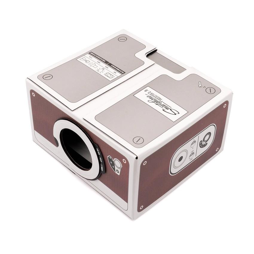 CST Diseduh Sendiri Ponsel Proyektor Portabel Mini Bioskop ...