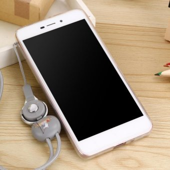 ... Cute Pattern Soft TPU Case for Xiaomi Redmi 4A Flexible Cover with Ring Grip Stand