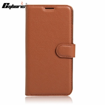 Cyboris Multifunctional PU Leather Magnetic Flip Wallet Case BookCover for OPPO F3 Plus/ R9S Plus ...