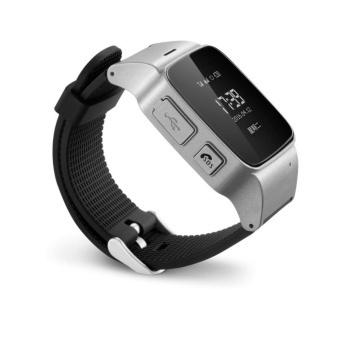 Jual D99 Elderly Kids GPS Tracker Android Smart Watch Google Map  SOSWristwatch Personal GSM GPS LBS Wifi Safety Anti-Lost Locator Watch-  intl Terpercaya 7fe5c6d136