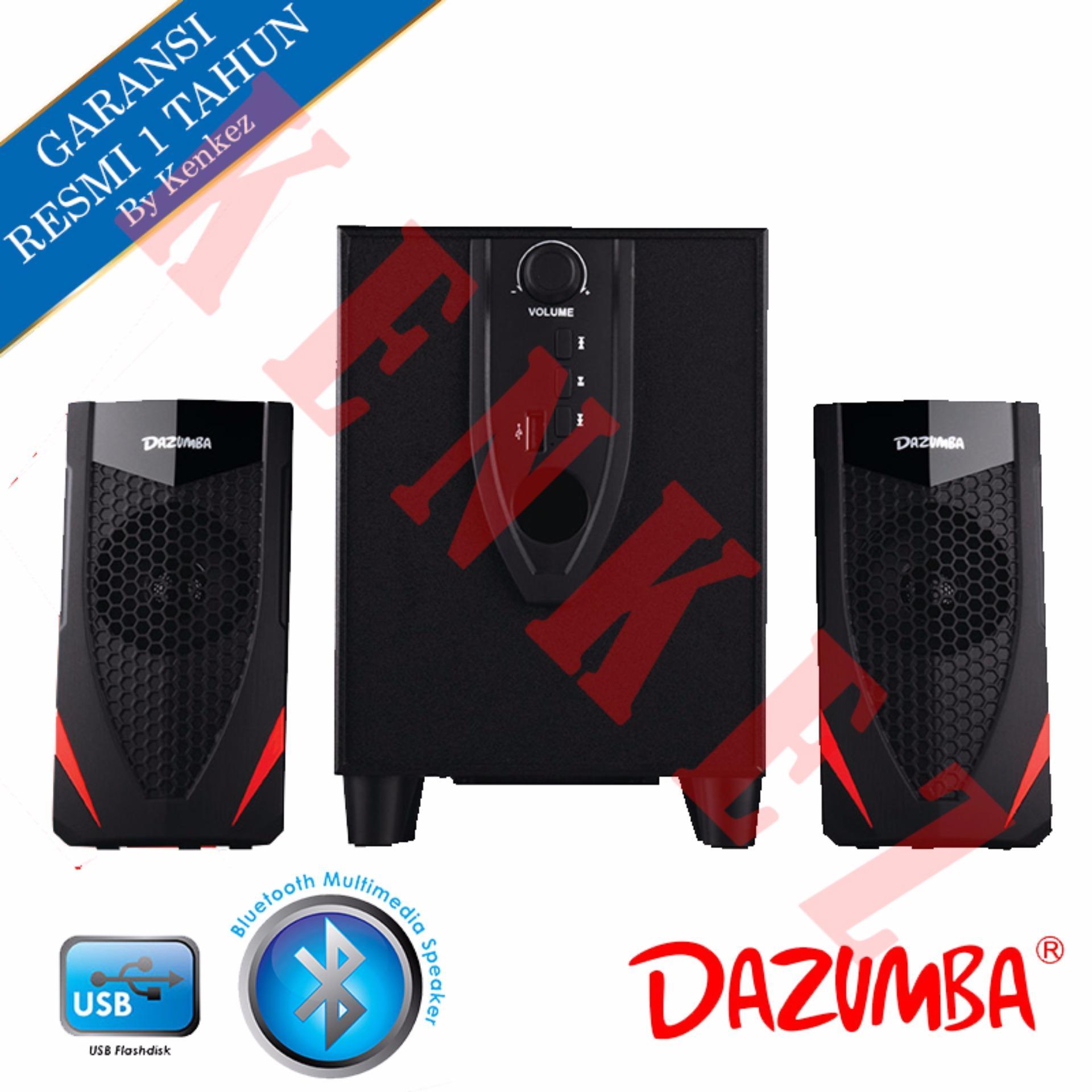 ... Dazumba DW066 Speaker Bluetooth - Hitam ...
