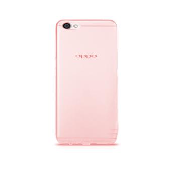 Delkin Ultrathin Softcase Oppo A39 / A57 - Pink