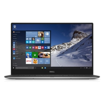 Dell XPS 13 9360 [Ci7-7500U, 16GB,512GB, Intel HD, Windows 10] Silver Touch