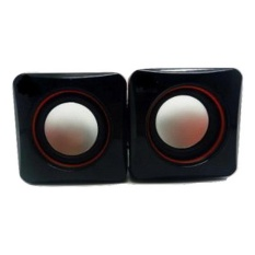 DIGITAL - Speaker Portable Laptop & Komputer AP 101 - Hitam/Random