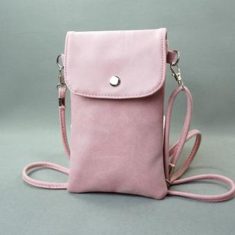 Ditambah iPhone7 retro matte perempuan tas dompet handphone tas