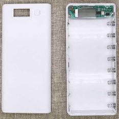 DIY Power Bank Case 2 USB Port & LCD 8x18650