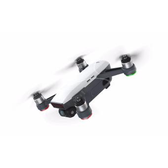 DJI Spark - Alpine White Mini Drone Capture The Moment