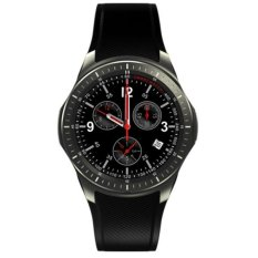 DOMINO DM368 1.39 Inch AMOLED layar sentuh katunitif layar MTK6580 Quad Core 1.3 Ghz Bluetooth 4.0 Smart Watch Phone, penopang GSM / WCDMA / Wi Fi / GPS ...